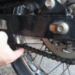 Rantai Motor Kamu Cepat Kendur? Ini Tips-tips Supaya Rantai Motor Awet dan tidak mudah kendur
