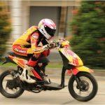 Profil Raya Kitty, Pebalap Perempuan Cantik Asal Soreang Bandung Yang Merajai Kelas Matic 115 cc