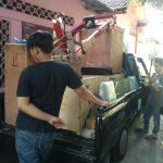 Proses Pengiriman Mesin Bubut Type CQ 6230AX910 Ke Palu Sulawesi Tengah