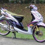 Modifikasi Yamaha Mio Sporty Terbaru dan Terkeren di Tahun 2015