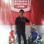 Kursus Korter Pertama Di Indonesia Dan Satu-satunya Yang Berani Memberi GARANSI SAMPAI BISA