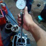 Tambah power motor dengan merperpendek Langkah piston di Blok mesin