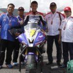 Profil Doni tata, Pembalap Moto GP dari Indonesia