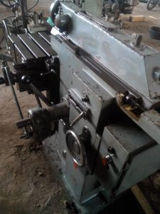 mesin scrape
