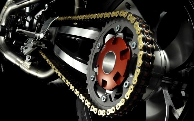 gear belakang motor