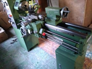Mesin Bubut Type CQ 6230AX910