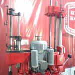 Jual Mesin Bubut Miling Poles Korter Type TM807A