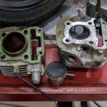 Cara Meng-Upgrade Mesin Motor 4 Tak #part 1 Yang Mudah